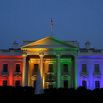 White House Gay Pride by historicalstuff