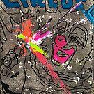 Sledgehammer Explosion by Chris Crewe