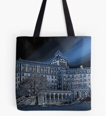 The Cavalier Hotel Tote Bag
