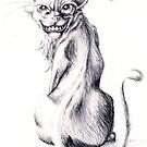 Grins the Cat by Ellen Marcus