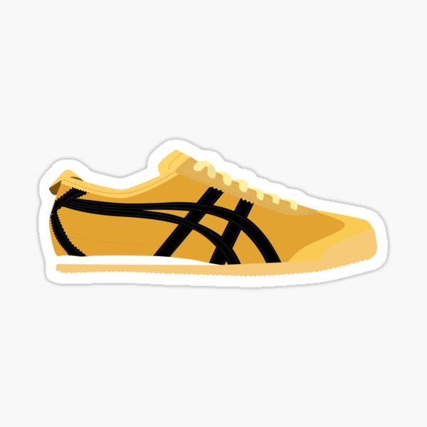 sneackers zapatillas tiger Pegatina