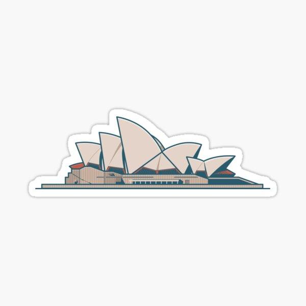 #14 Sydney Opera House Sticker