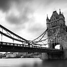 Tower Bridge, London by Davide Anastasia