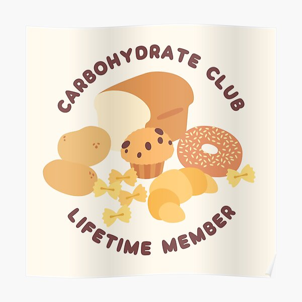 Carbohydrate Club Poster