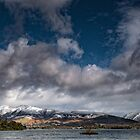 Skiddaw & Blencathra, Cumbria von JMChown