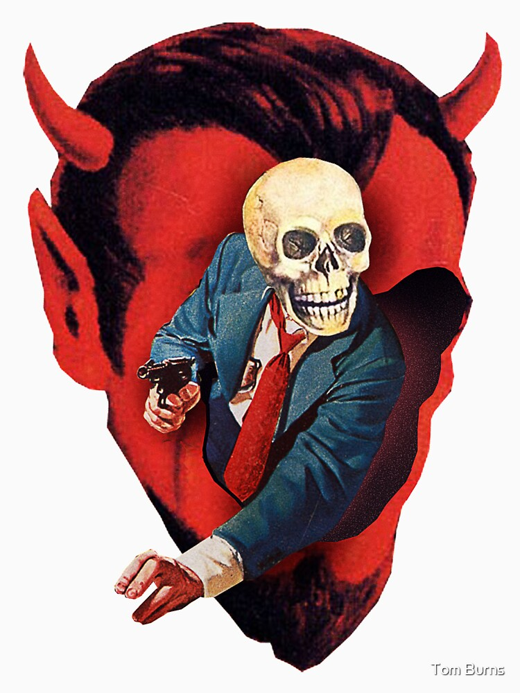 Devilhead Skullman by tpbiv