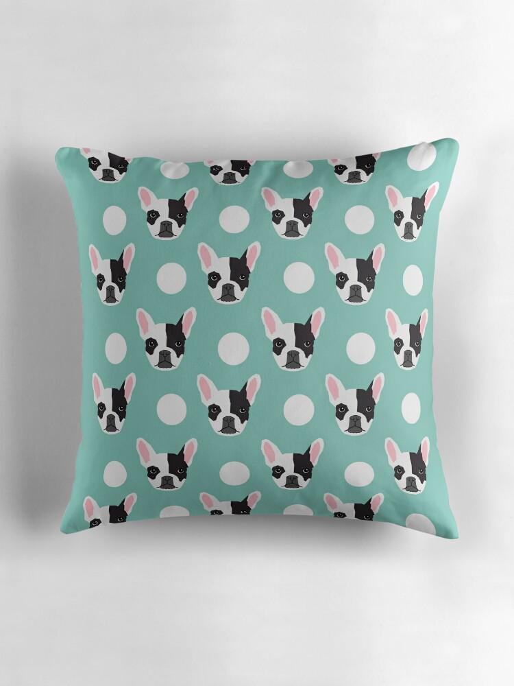 Quot French Bulldog Pattern Polka Dogs Dog Head Funny Dog Meme