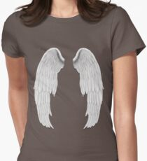 Angel Women's Fitted T-Shirt