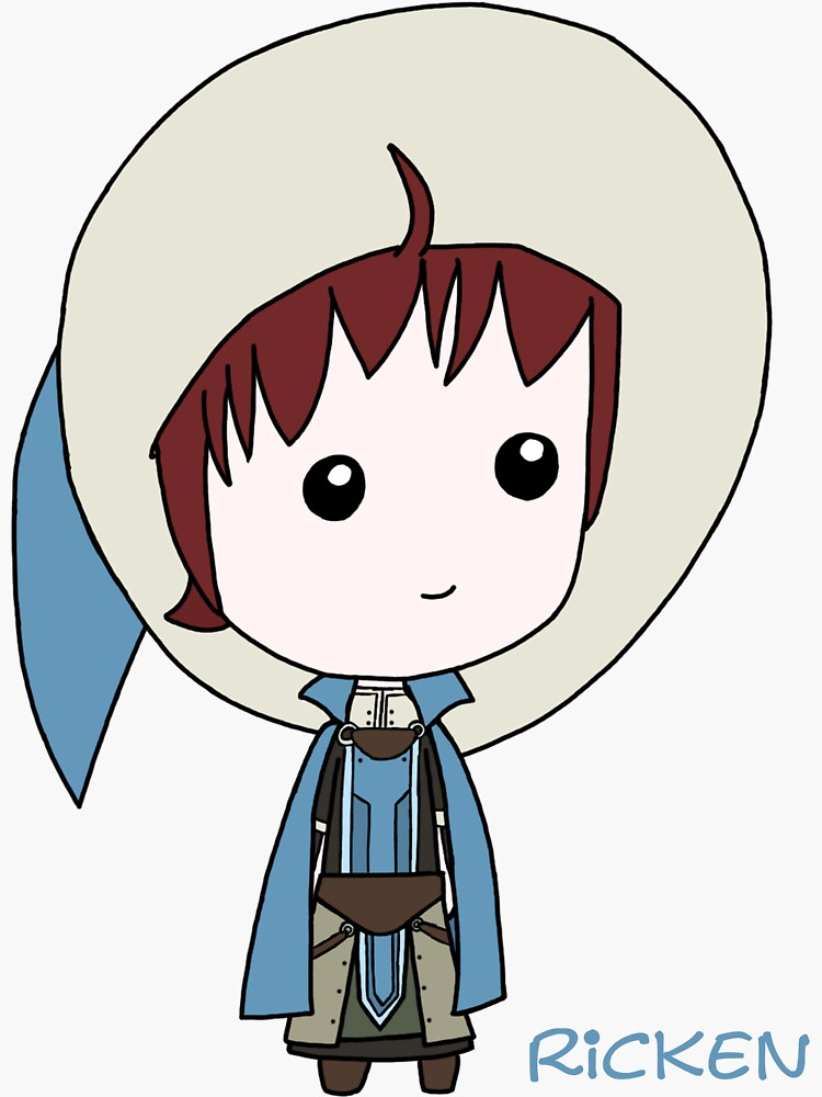 Ricken by shroomsoft