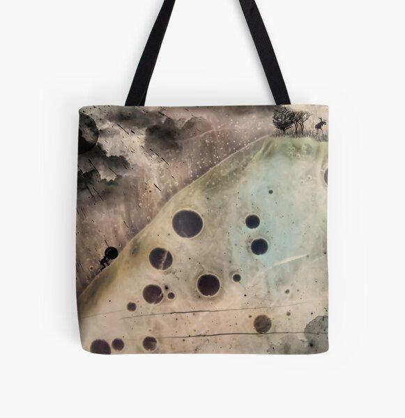 Sisyphus #Sisyphus All Over Print Tote Bag