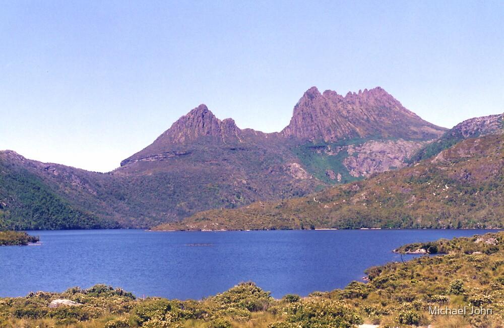 Cradle Mountain, Tasmania by Michael John