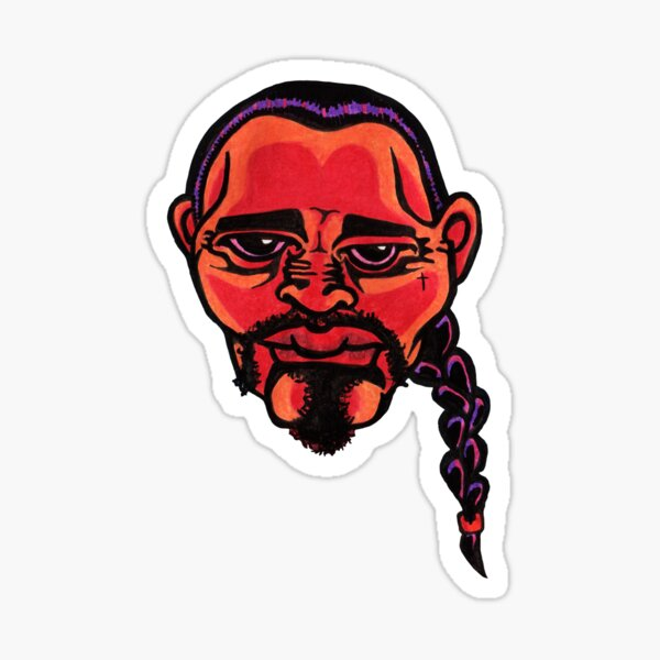 Gustavo - Die Cut Version Sticker