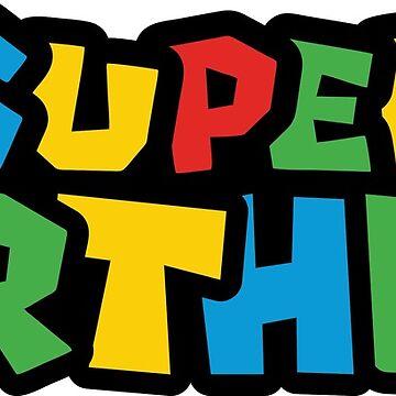 Super Arthur by twgcrazy