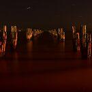 Night at Clifton Springs by Jason Green