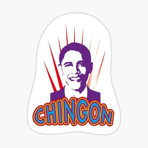 Yes we Chingon!  Sticker