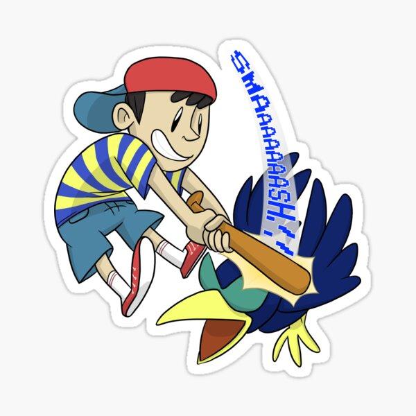 Spiteful Smash! Sticker