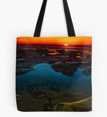 Dawn at Point Lonsdale #3 Tote Bag