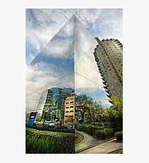 Sky & Sky Photographic Print