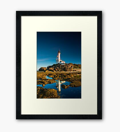 Dawn at Point Lonsdale #5 Framed Print