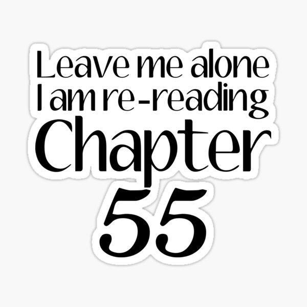 Chapter 55 Sticker
