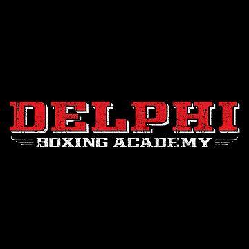 Delphi Boxing Academy by huckblade