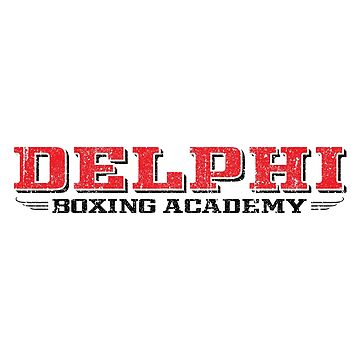 Delphi Boxing Academy (Variant) by huckblade