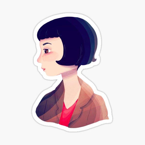 Amelie Sticker