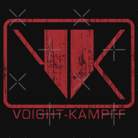 TShirtGifter presents: Voight-Kampff Distressed