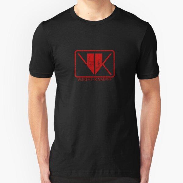 Voight-Kampff Distressed Slim Fit T-Shirt
