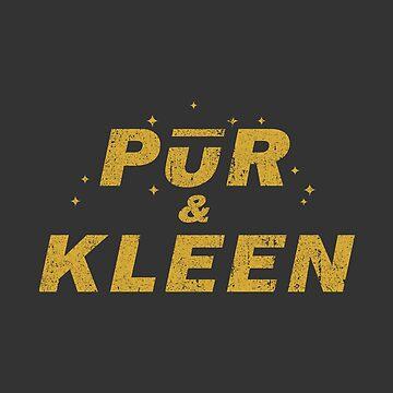 Pur & Kleen by huckblade