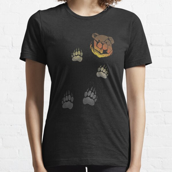 ROBUST BEAR 4 PAWS BEAR Essential T-Shirt