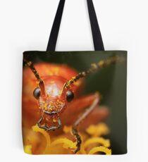 Rhagonycha fulva (Common red soldier beetle) Tote Bag