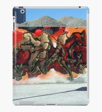 Graffiti Artist from New York iPad-Hülle & Skin