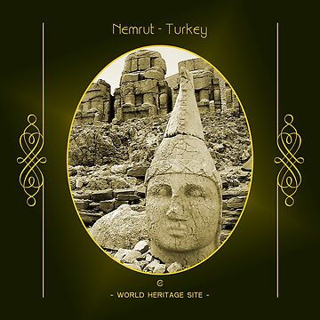 Mount Nemrut World Heritage Site In Turkey by vysolo