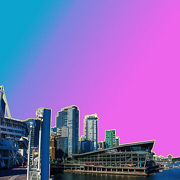 Canada Place Gradient by devinswy
