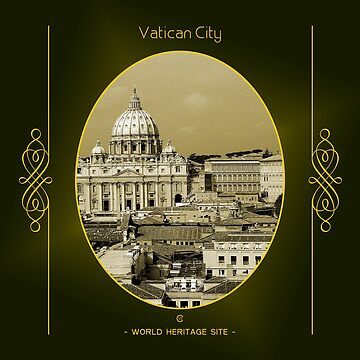 Vatican City World Heritage Site by vysolo