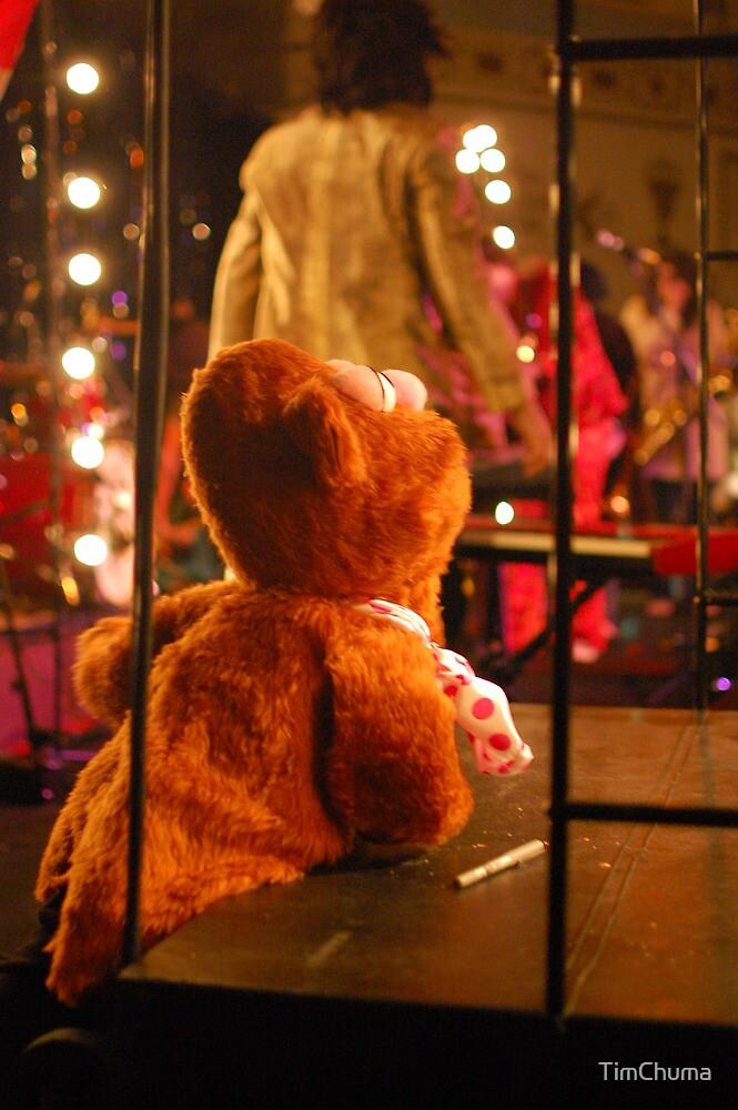Fozzie Bear by TimChuma
