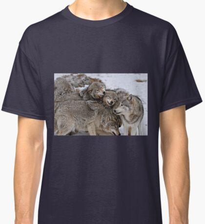 One Big Happy Family Classic T-Shirt