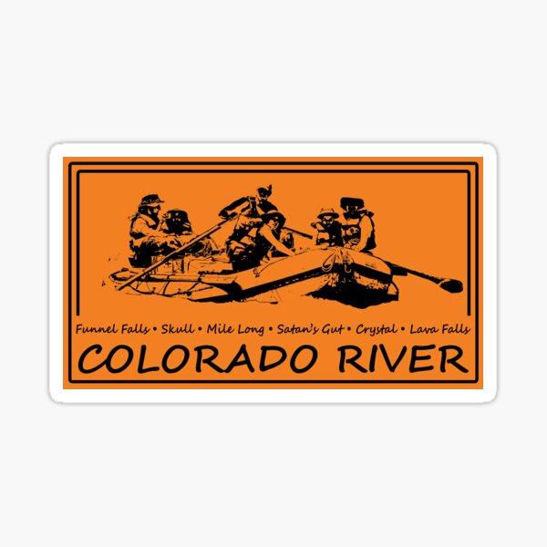 Colorado River Sticker