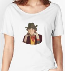 The 4th Doctor Women's Relaxed Fit T-Shirt