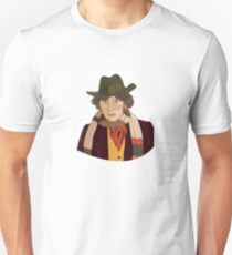 The 4th Doctor Unisex T-Shirt