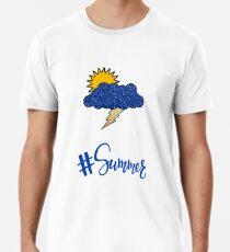 #Sommer Premium T-Shirt