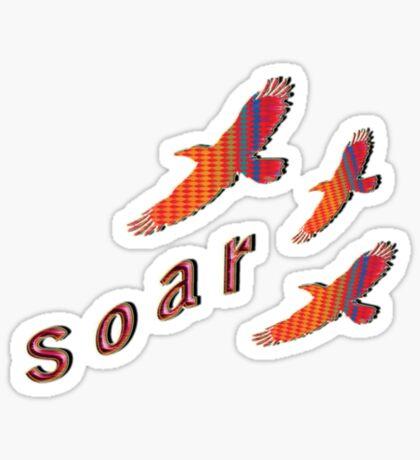 soar Sticker