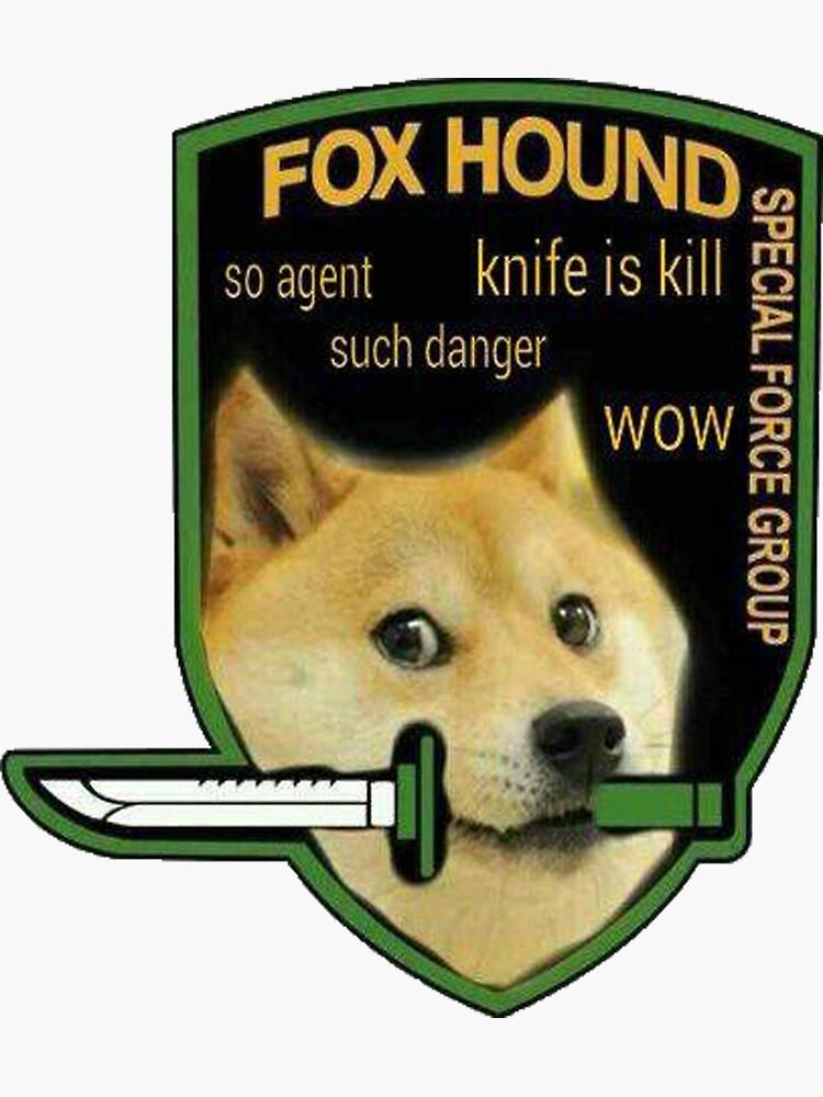 Metal Gear Doge by againnagain