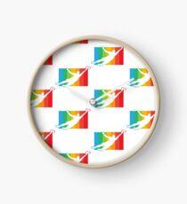 Reloj El mejor disco volador del disco volador golf