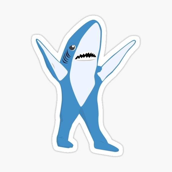 Left Shark Sticker