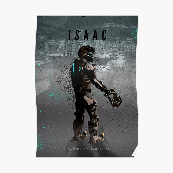 Legends of Gaming - Isaac Poster