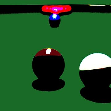 Snooker, the game of Kings by soitwouldseem
