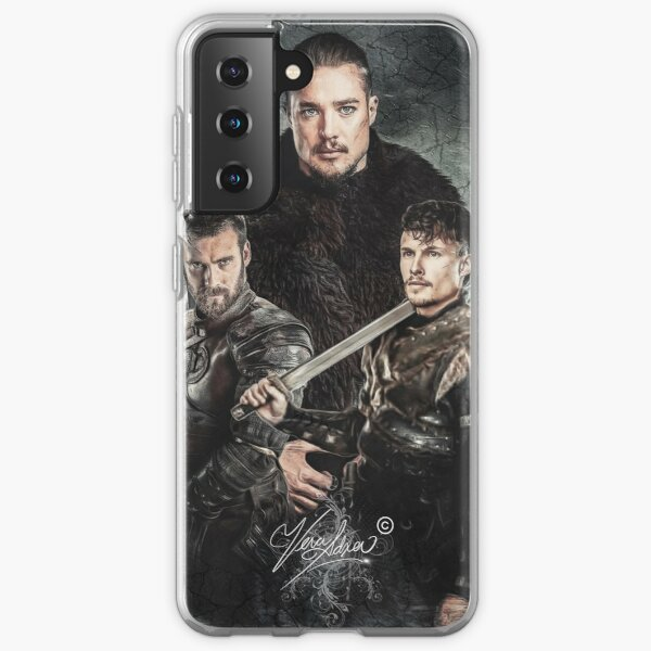 The Last Kingdom  Samsung Galaxy Soft Case