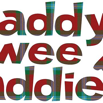Daddy's Wee Laddie by BlueEyedDevil